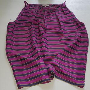 Ann Taylor sleeveless blouse.